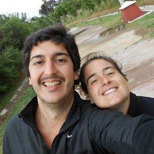 Alan and Mariana's Photo
