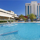 Free Ticket Outdoor Pool Crowne Plaza Amman 's picture