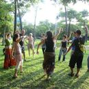 Busanternic: potluck, music circle, and friends's picture