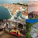 Ljublana-Predjama (Caves + Castle)-Piran-Return's picture