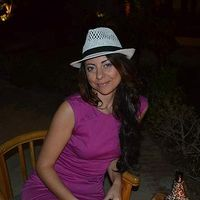 Kristina Zhelebovskaya's Photo