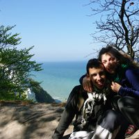 Joanna  y Sergi's Photo