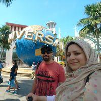 Sarah&Amin T.M.'s Photo