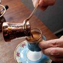 Foto de Turkish coffee cup reading