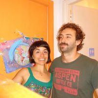 Fotos de Camilo  y Flor de Papel