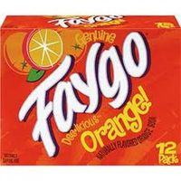 Orange Faygo's Photo