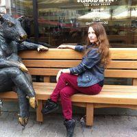 Natalia Larionova's Photo