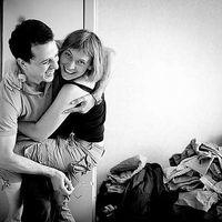 Kristina and Saadane Mezerekovi's Photo