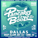 The Dallas Pancakes & Booze Art Show's picture