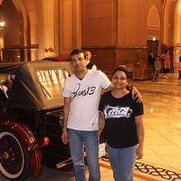 Sanjay and Sapna Borar's Photo