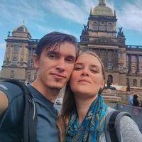 Tetiana & Sergio Demydko's Photo