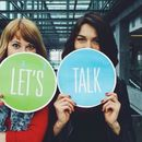 "Free English meeting club ""Let's talk""'s picture"