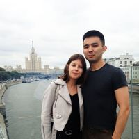 Katia and Pasha's Photo