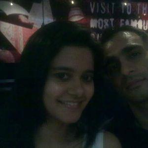 Ajay and Prachi's Photo
