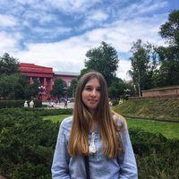 Olia Tkachuk's Photo