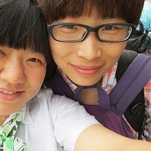 Monan and Shu's Photo