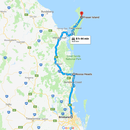 Road trip from Brisbane to Noosa / Fraser Island's picture
