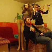 Fotos von Alice, Olivia, Suzanne,  Jean-Philippe