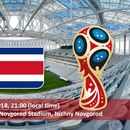 FIFA World Cup, Match 42 Switzerland VS Costa Rica's picture
