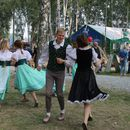 German dance club's picture