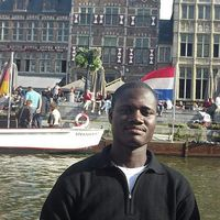 Oyéné Richard Kossi's Photo