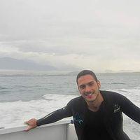 jonathan Israel's Photo