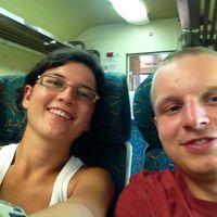 Lenka and David's Photo