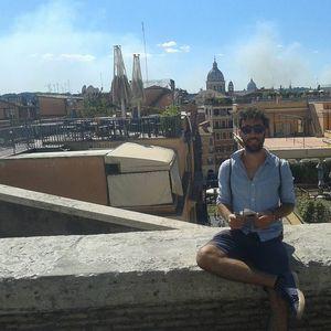 Fabio Mascialino's Photo