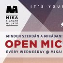 Wednesday CS Meetup & Open Mic @Mika's picture