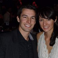 Corey Stenhouse and Anika Molesworth's Photo