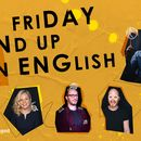 Friday Stand-up in English's picture