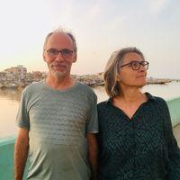 Christophe et Marie Claire Libault's Photo