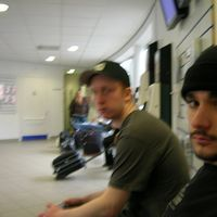 Greg and Dawson's Photo