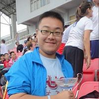 Ming He's Photo