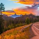 Solar eclipse trip To Yellowstone, Jackson, Idaho's picture