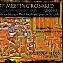 Foto do evento Polyglot Meeting Rosario