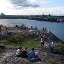 FRIDAY drinking  in Skinnarviksparken's picture