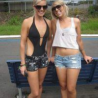 Lauren and Simone Eaton Deller's Photo