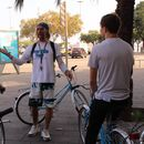 Foto do evento Free Bike Tour for Couch Surfers