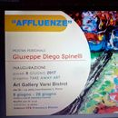 Giuseppe Diego Spinelli  exhibition ! 8 - 28 June's picture