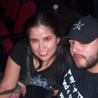 Monica and Robin's Photo