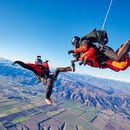 Skydiving In Wanaka, New Zealand's picture