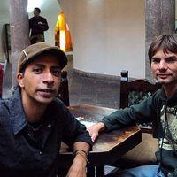 Branko y Arturo García's Photo