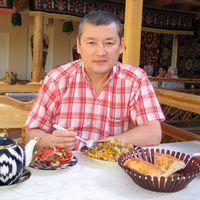 Erkin Djunushev's Photo
