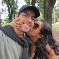 Aryadne and Antonio's Photo
