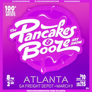 The Atlanta Pancakes and Booze Art Show 's picture