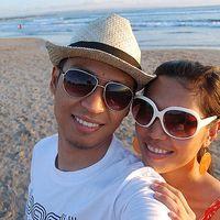 Arni and Wira's Photo