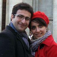 Najm and Ehsan's Photo