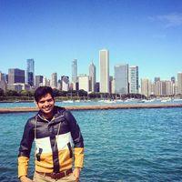 Omar Agu-Valenzuela's Photo