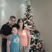 Roberto, Stella and Santino Fernandez's Photo